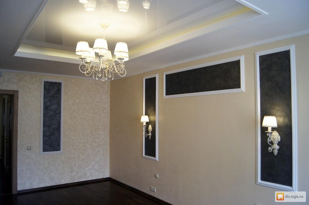 Ремонт помещений и офисов под ключ в Санкт-Петербурге