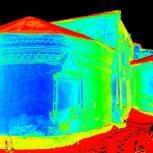 Наземное лазерное сканирование (3D-съемка, 3D-сканирование, НЛС), Иркутск