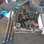 Буровой инструмент приобретаю долота ,пневмоударники ,коронки к ним, Иркутск