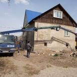 Услуги швинга. Доставка бетона в иркутске, Иркутск