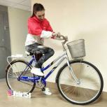 Велосипед Урал, Иркутск