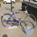 Велосипед взрослый, Иркутск