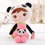 Мягкая Кукла Metoo — Панда (50 См), Иркутск