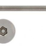 Винт 6х10 антивандальный ART 9113 с потайной головкой, Иркутск
