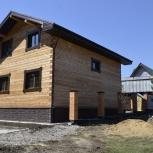 Строительство домов из бруса, Иркутск