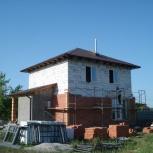 Строительство домов из газобетона., Иркутск