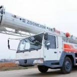 Автокраны от 5 - 110 тонн, Иркутск