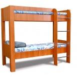Кровать двухъярусная кр-2х2 вишня, Иркутск