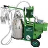 Доильный аппарат для коров «Молочная ферма» модель 1 П, Иркутск