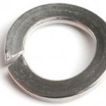 Шайба — гровер Ф16 DIN 128 пружинная выпуклая, Иркутск