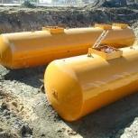 Резервуар горизонтальный стальной РГС-50 м3 (РГСП-50м3), Иркутск