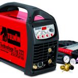Сварочный аппарат Telwin Technology Tig 222 AC/DC-HF/LIFT+ACC, Иркутск