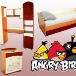 "Набор мебели ""макс-2 ""angry birds"", Иркутск"
