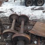 Куплю колесные пары, Иркутск