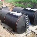 Резервуары для нефтепродуктов, емкости для ГСМ, Иркутск