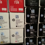 Куплю новые оригинальные картриджи HP, Xerox, Kyocera, Canon и другие, Иркутск