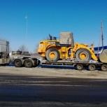 Перевозка негабаритных грузов по России, Иркутск