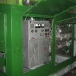 Генератор ГСФ-100М на станине со шкафом управления, Иркутск
