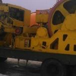 Лебедка тяговая ЛП-152, Иркутск