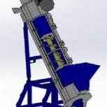 Центрифуга наклонная PZO-CN-300-3000, Иркутск