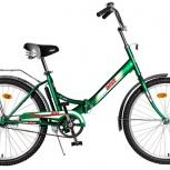 Велосипед АИСТ складной 24-201, Иркутск