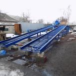 Автомобильные эстакады для загрузки и разгрузки товара., Иркутск