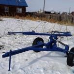 Грабли-ворошилки прицепные ГВВ-3, 4к, Иркутск