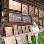Обучение мастерству чеканки по меди и металлопластики, Иркутск
