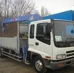 Услуги Кран-Борта 5, 10, 12, 15,18  тонн Иркутск, Иркутск