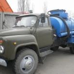 Услуги водовозки, Иркутск