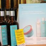 Восстанавливающее средство для волос Moroccanoil, Иркутск