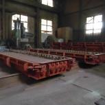 Форма стальная пустотных плит перекрытия ПК 63  Металлоформа  ЖБИ, Иркутск